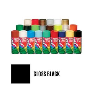 Spray Paint: Gloss Black