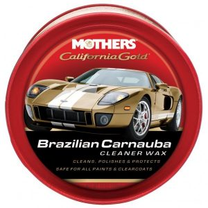 California Gold® Brazilian Carnauba Cleaner Wax - Paste