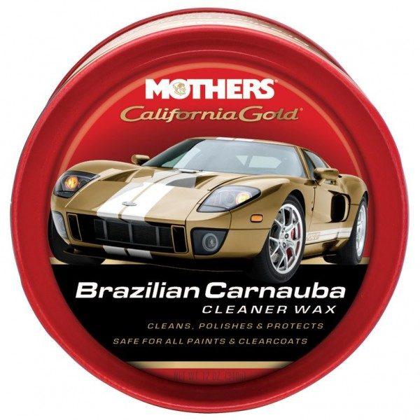 California Gold® Brazilian Carnauba Cleaner Wax - Paste