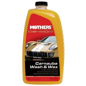 California Gold® Carnauba Wash & Wax