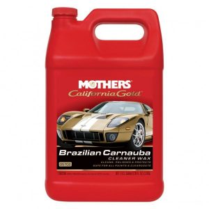 California Gold® Brazilian Carnauba Cleaner Wax (Liquid) -1Gal