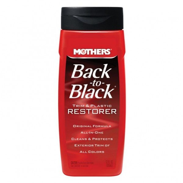 Back-to-Black® Trim And Plastic Restorer