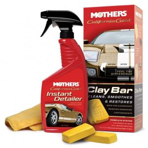 California Gold® Clay Bar System