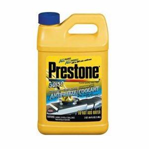 Prestone Pre Mix Coolant 1 Gal