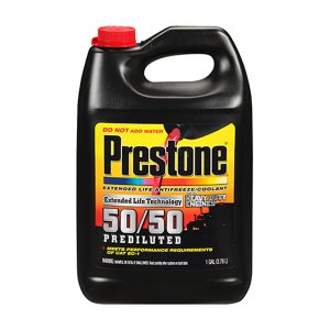 Prestone Pre Mix Coolant/Red