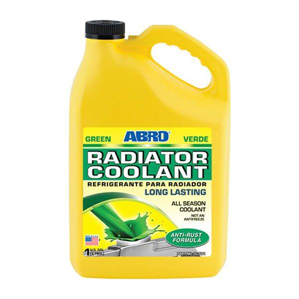 Abro Green Coolant